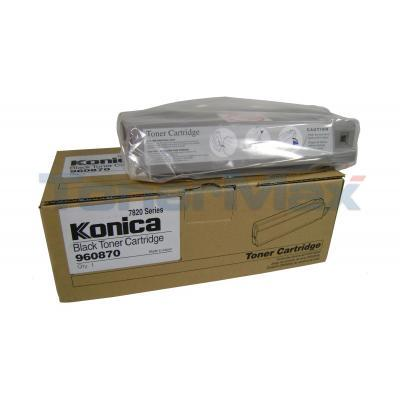 KONICA 7820 TONER BLACK